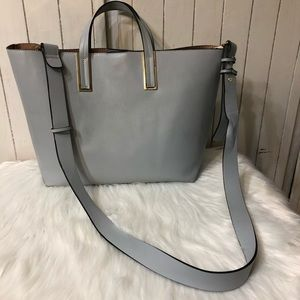 Topshop Tote Bag with crossbody strap